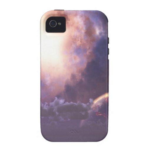 Caso duro del astrónomo (iPhone 4) iPhone 4/4S Carcasa