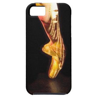 caso duro del ballet del iPhone 5 iPhone 5 Fundas