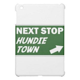 Caso duro del iPad de Shell de la ciudad de Hundie