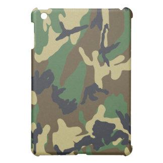 Caso duro del iPad uno de Camo Shell del arbolado