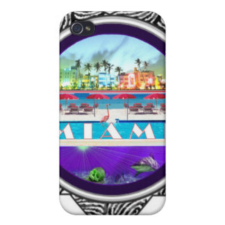 Caso duro del iPhone 4/4S Speck® Fitted™ Shell de  iPhone 4 Cárcasas