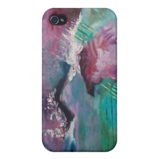 caso duro del iPhone 4/4S Speck® Fitted™ Shell iPhone 4 Fundas