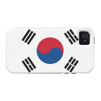 Caso duro del iPhone 4 de la casamata de la Corea