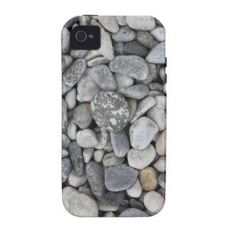 Caso duro del iPhone 4 de Pebble Beach iPhone 4 Carcasa