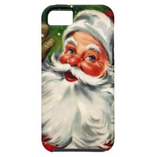 Caso duro del iPhone 5 de la casamata de Santa iPhone 5 Cobertura