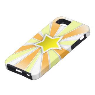 Caso duro del iPhone 5 de la estrella iPhone 5 Protector
