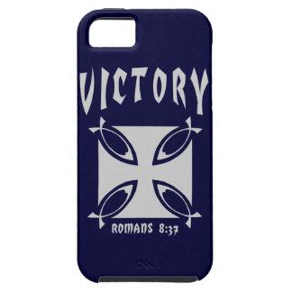 Caso duro del iPhone 5 de la victoria iPhone 5 Fundas