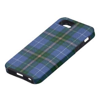 Caso DURO del iPhone 5 del tartán de Nueva Escocia iPhone 5 Carcasas