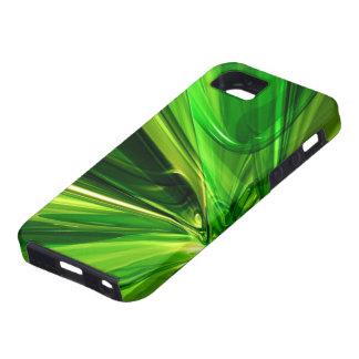 Caso duro del iPhone 5 verdes iPhone 5 Case-Mate Carcasas