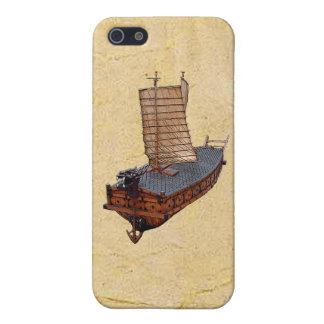 Caso duro del iPhone 5C Shell de la nave de la iPhone 5 Funda