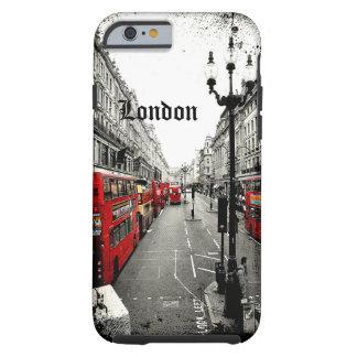 Caso duro del iPhone 6/6s de la calle de Londres Funda Para iPhone 6 Tough