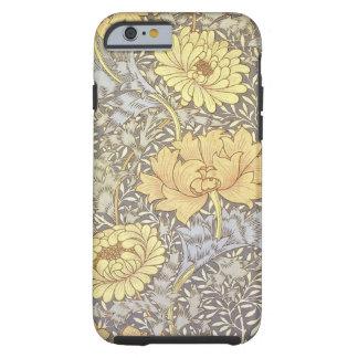 Caso duro del iPhone 6/6S del crisantemo Funda Resistente iPhone 6