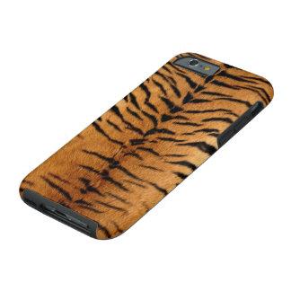 Caso duro del iPhone 6/6S del tigre Funda Para iPhone 6 Tough