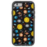 Caso duro del iPhone 6 coloridos de la astronomía Funda De iPhone 6 Tough Xtreme
