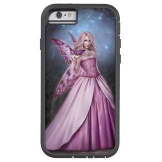 Caso duro del iPhone 6 de hadas de la reina del