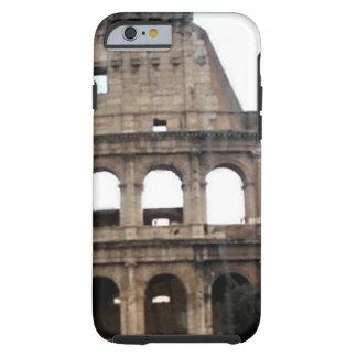 Caso duro del iPhone 6 de la foto italiana del Funda De iPhone 6 Tough