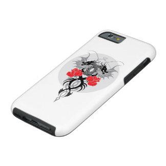Caso duro del iPhone 6 de los dragones y de los Funda De iPhone 6 Tough