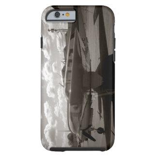 Caso duro del iPhone 6 de rey Air de la haya Funda De iPhone 6 Tough