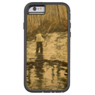 Caso duro del iPhone 6 de Xtreme de la pesca con Funda Tough Xtreme iPhone 6