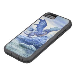 Caso duro del iPhone 6 de Xtreme del dragón del Funda Para iPhone 6 Tough Xtreme