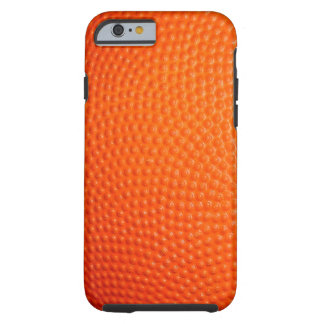 Caso duro del iPhone 6 del baloncesto elegante Funda Para iPhone 6 Tough