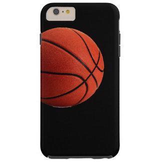 Caso duro del iPhone 6 del baloncesto elegante Funda Para iPhone 6 Plus Tough