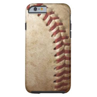 Caso duro del iPhone 6 del béisbol Funda Para iPhone 6 Tough