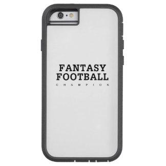 Caso duro del iPhone 6 del campeón del fútbol de Funda Para iPhone 6 Tough Xtreme