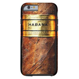 Caso duro del iPhone 6 del cigarro de la casamata Funda De iPhone 6 Tough