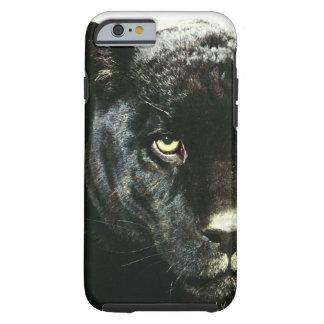 Caso duro del iPhone 6 del ojo de Jaguar Funda De iPhone 6 Tough