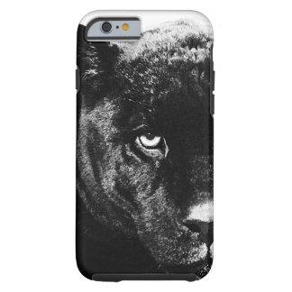 Caso duro del iPhone 6 del ojo de Jaguar Funda Para iPhone 6 Tough