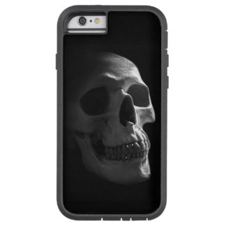 Caso duro del iPhone 6 humanos del cráneo Funda De iPhone 6 Tough Xtreme