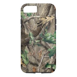 Caso duro del iPhone 7 de Camo del cazador Funda iPhone 7