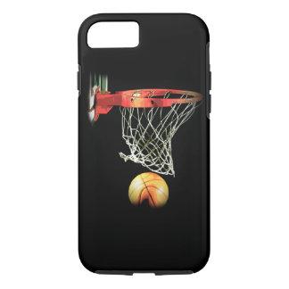 Caso duro del iPhone 7 del baloncesto elegante Funda iPhone 7
