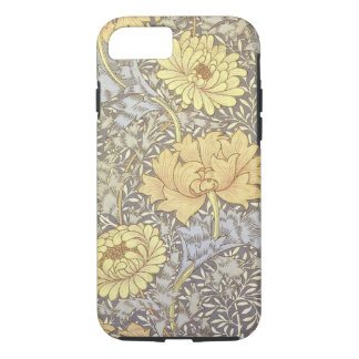 Caso duro del iPhone 7 del crisantemo Funda iPhone 7