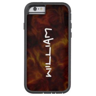 Caso duro del iPhone abstracto personalizado del Funda Tough Xtreme iPhone 6
