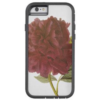 Caso duro del iPhone floral del Peony Funda Tough Xtreme iPhone 6