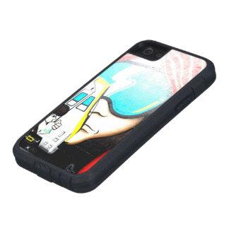 Caso duro fresco del iPhone 5 de Xtreme Apple de iPhone 5 Coberturas