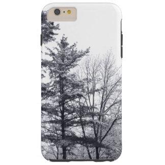 Caso duro más del iPhone 6 de los árboles del Funda De iPhone 6 Plus Tough