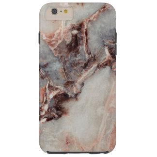Caso duro más del iPhone 6 de mármol Funda Resistente iPhone 6 Plus