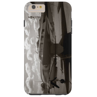 Caso duro más del iPhone 6 de rey Air de la haya Funda Para iPhone 6 Plus Tough