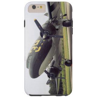Caso duro más del iPhone 6 del C-47 de Douglas Funda De iPhone 6 Plus Tough