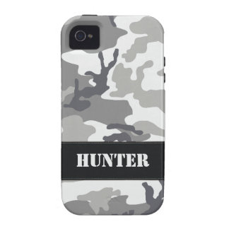 Caso duro urbano adaptable del iPhone 4 de Camo iPhone 4 Funda