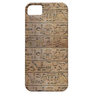 Caso egipcio antiguo del diseñador de los iPhone 5 fundas