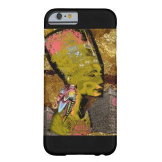 Caso egipcio del iPhone 6 de la reina Funda De iPhone 6 Barely There
