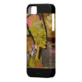 Caso egipcio del iPhone de la reina iPhone 5 Cobertura