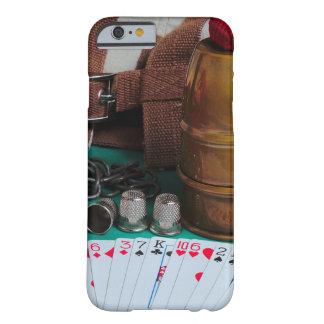 Caso: El retratamiento del mago Funda De iPhone 6 Barely There