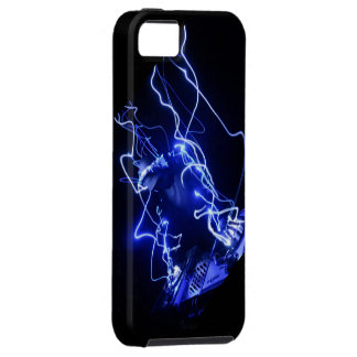 Caso eléctrico del iPhone 5 de DJ iPhone 5 Case-Mate Carcasas