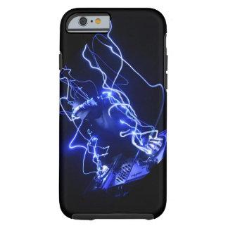Caso eléctrico del iPhone 6 de DJ Funda De iPhone 6 Tough