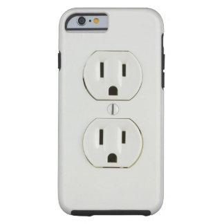 Caso eléctrico del iPhone 6 del mercado Funda Resistente iPhone 6
